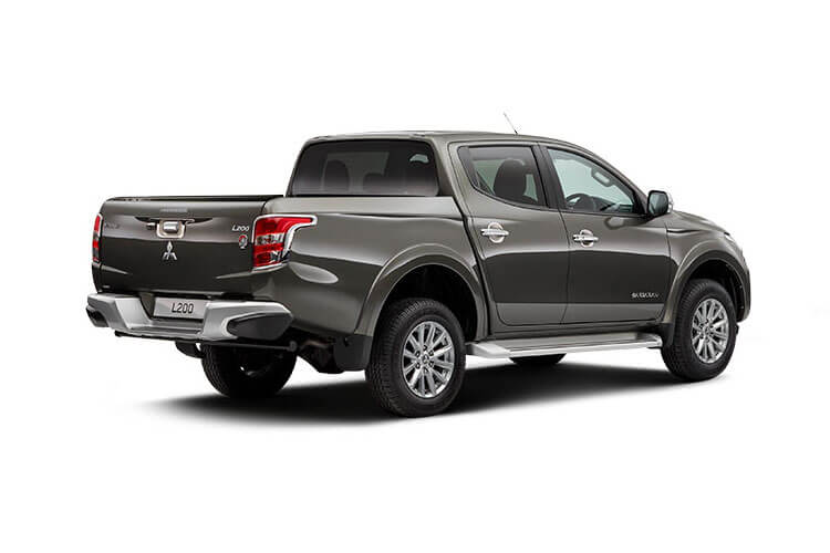 Pick Up 2.4DI-D Warrior Double Cab 4WD Leasing