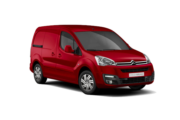 Berlingo van leasing