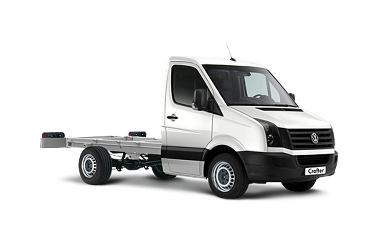 Crafter Chassis Cab leasing