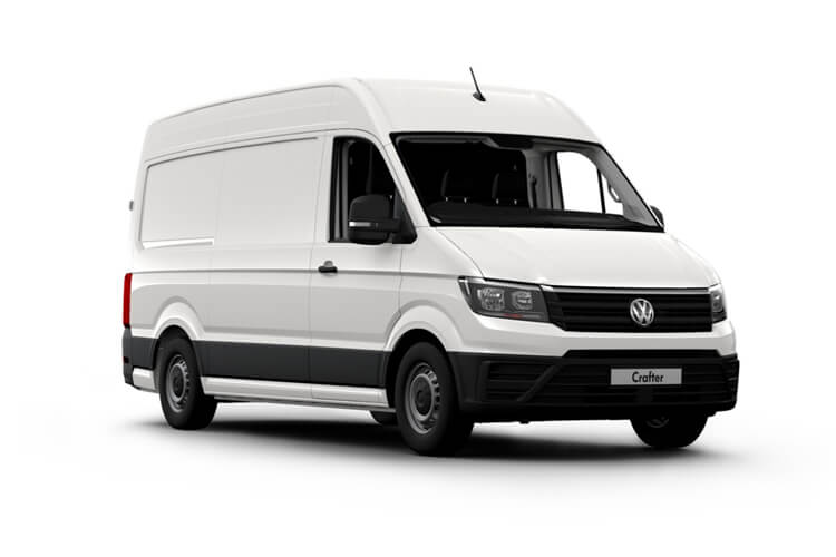 Crafter over 3.5t leasing