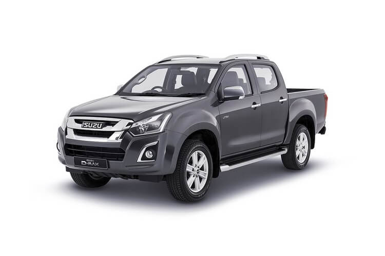 D-Max Pick Up leasing