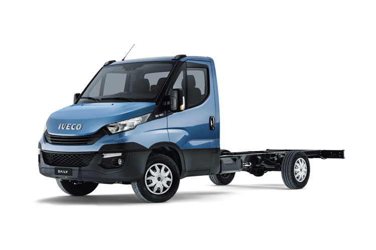 Daily Chassis Cab leasing