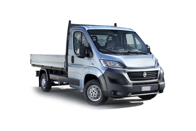 Ducato Dropside Cab leasing