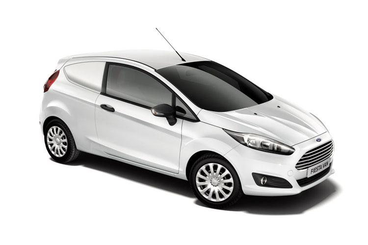 Fiesta Van leasing