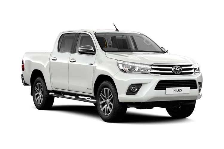 Hilux leasing