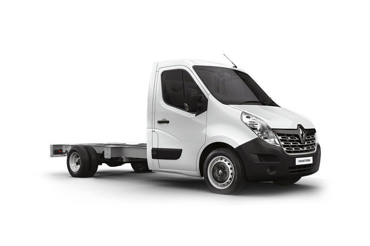 Master Chassis Cab leasing