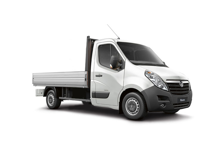 Movano Chassis Cab leasing