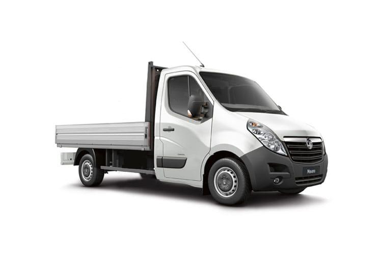 Movano Conversion RWD leasing