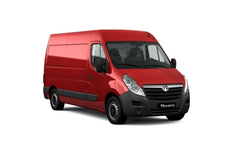 Movano FWD leasing