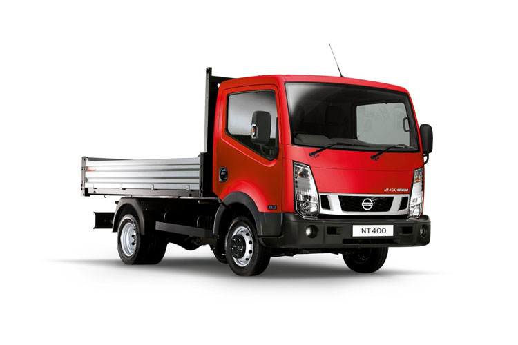 NT400 Cabstar over 3.5t leasing