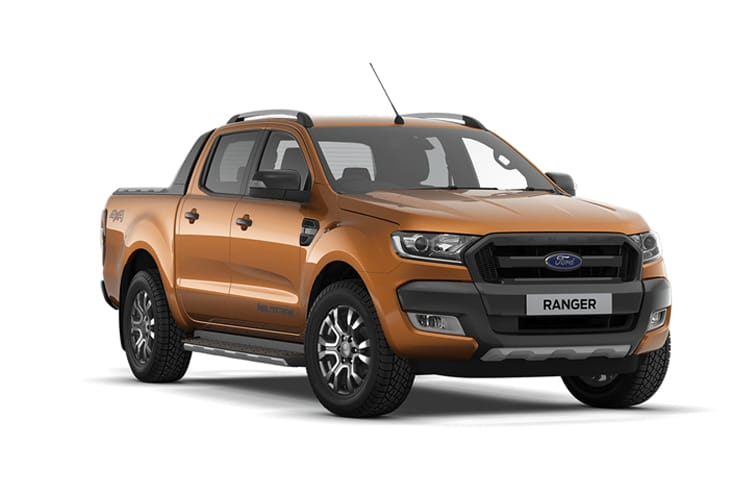 Ranger Double Cab pickup leasing