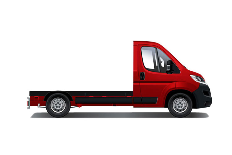Relay Chassis Cab leasing