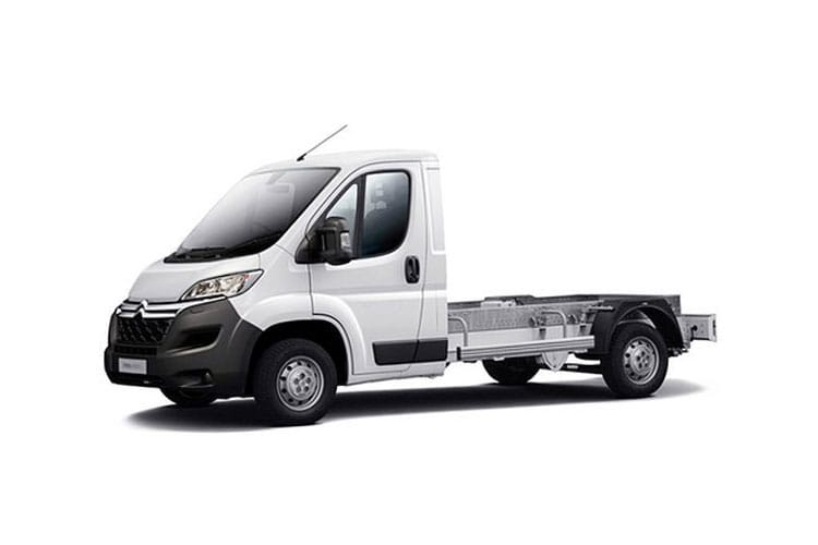 Relay Chassis Cab over 3.5t leasing