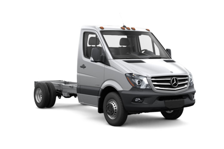 Sprinter Chassis Cab leasing