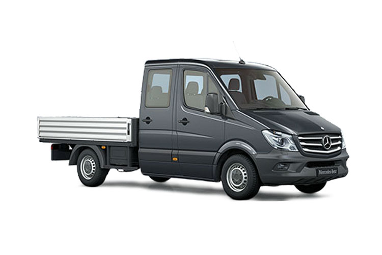 Sprinter Chassis Dropside leasing