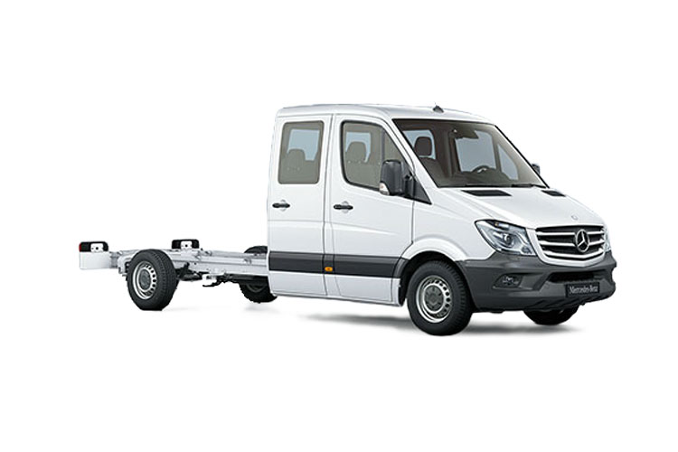 Sprinter Crewcab 4X4 leasing