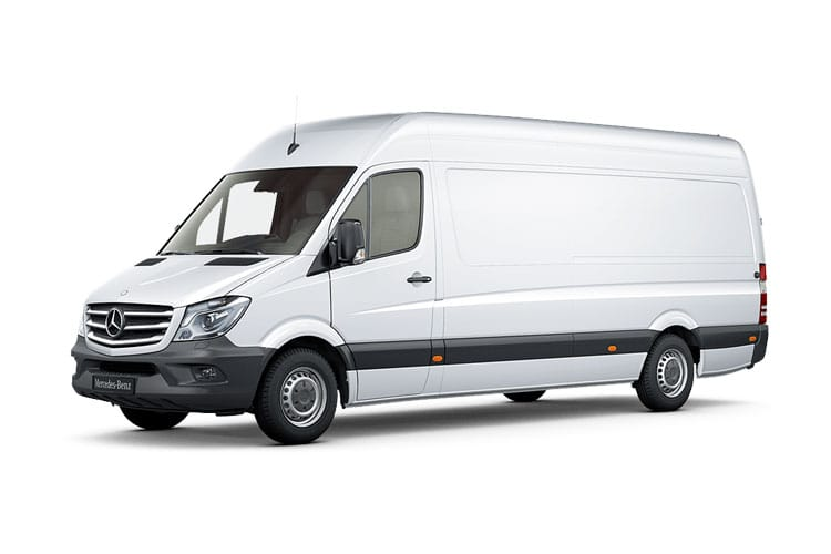 Sprinter Long/Extra-Long leasing