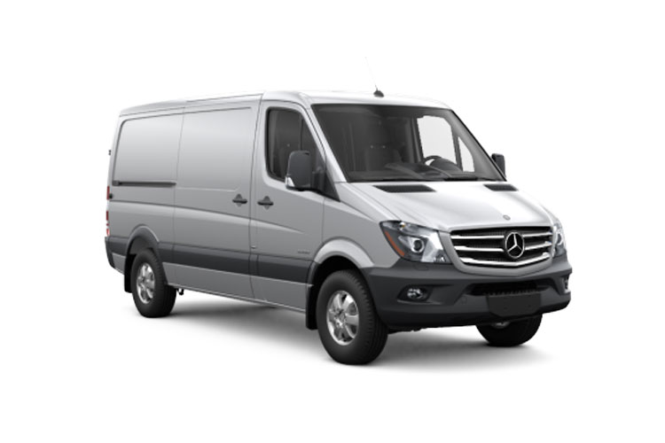 Sprinter Medium 4X4 leasing
