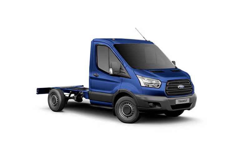 Transit Chassis Cab leasing