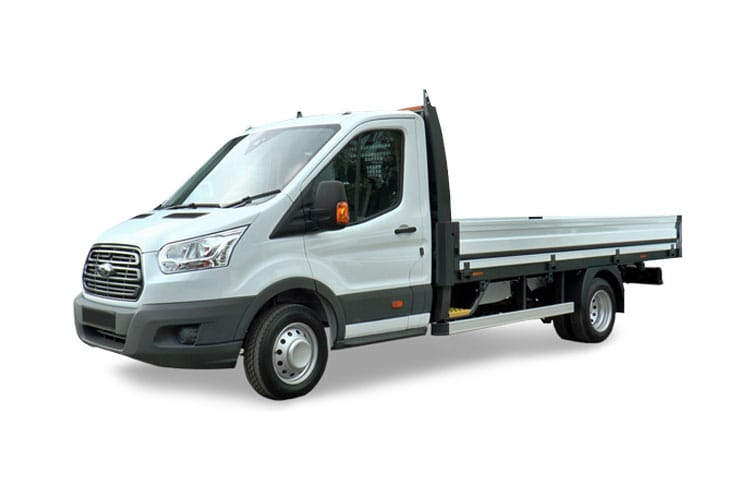 Transit Chassis Cab Dropside leasing